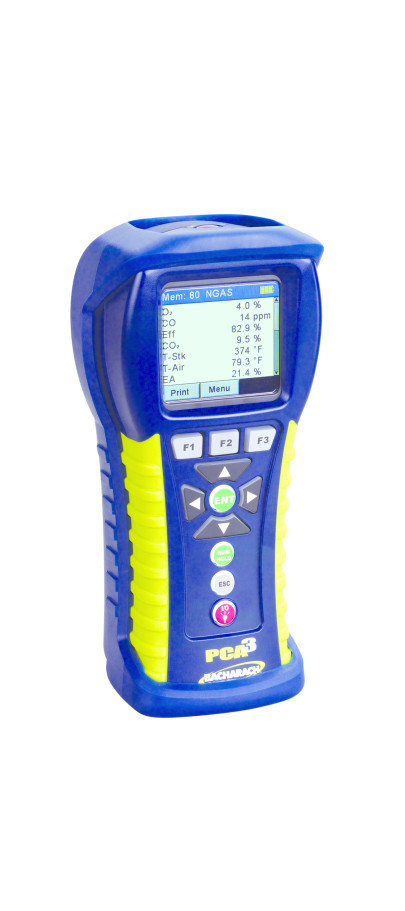 New Portable Combustion Analyser
