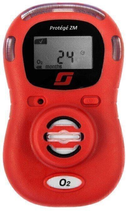Scott Protege ZM Single O2, CO, H2S Gas