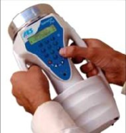 Health Protection Agency Test Air Sampler AES According to ISO 14698-1 Standard
