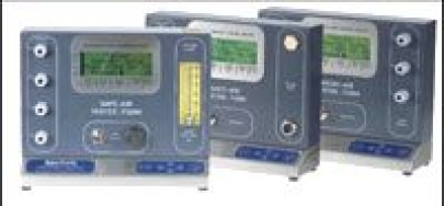 Safe-Air and Medic-Air Tester Multilanguage Options