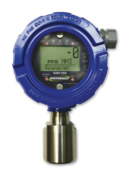 Expansion of Fixed Gas Detection Transmitters