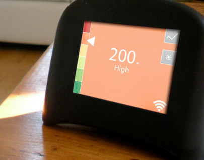 Introducing Speck. The New Home Air Quality Monitor