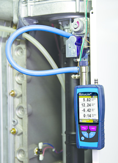 New TÜV-Certified Pressure Measurement Instruments