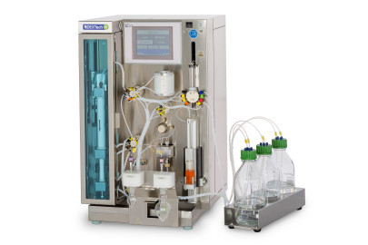 3,500 Samples per Year Throughput with New Automated Sample Preparation System for Dioxin Analysis