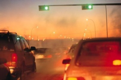 Air Pollution Mapping Added to Public Transport App