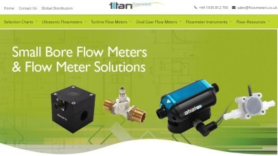 Titan Launches New Responsive Website