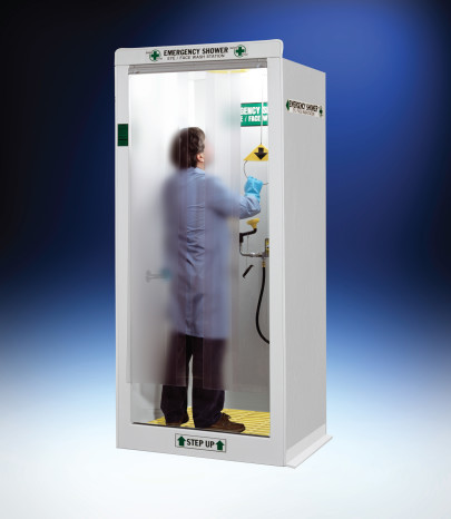 Fiber Glass Shower
