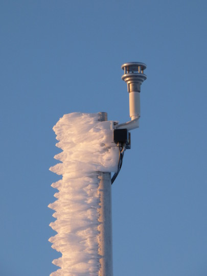 New Wind Sensor for Extreme Applications