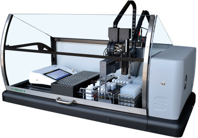Fully Automated Water Analysis