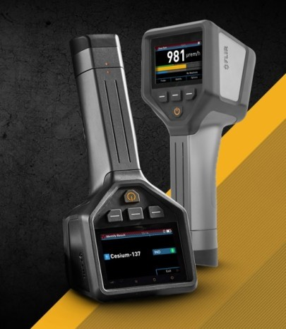 New Handheld Radioisotope Detector And Identifier Is