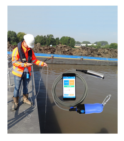 Observator Instruments New High Accuracy & Low Cost Portable Turbidity Handheld