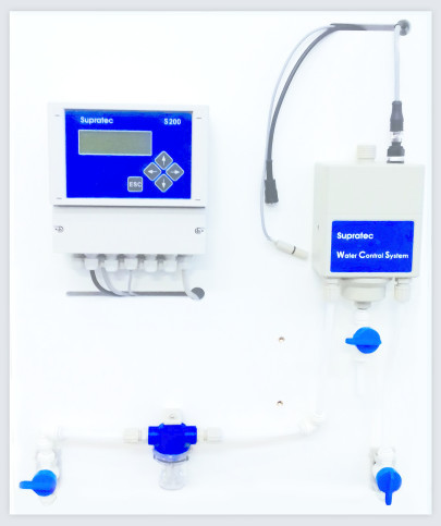 A Complete Package to Measure and Control Water