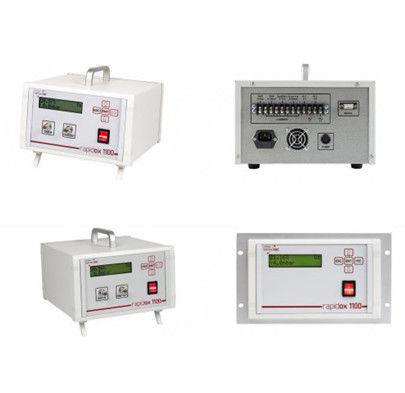 Cost Effective and Versatile Range of Gas Analysers