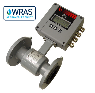 WRAS Approval Granted for Low Cost Flowmeters