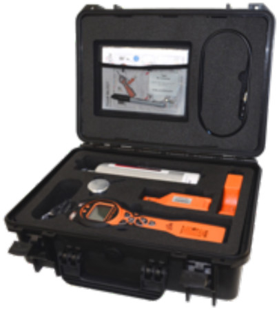 Fire Investigators Kit detecting