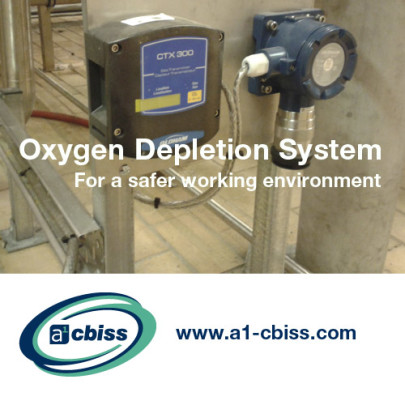 Safe Working in Oxygen Depleted Areas