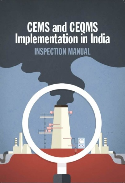 India's first inspection manual for monitoring continuous emissions and effluent quality released
