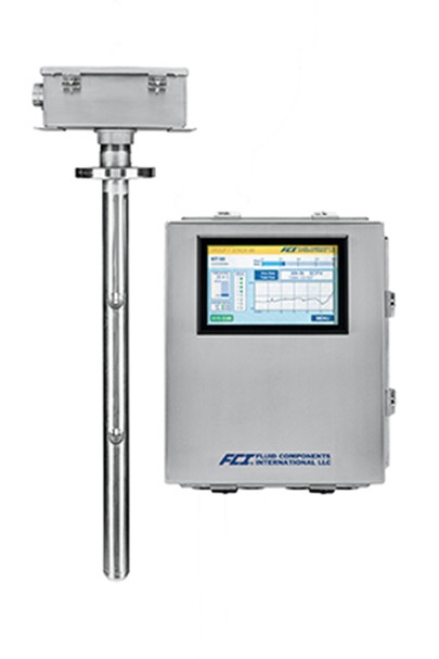 Pollution monitoring multipoint flowmeters with CEMS and CERMS capabilities