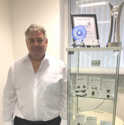 Gas sensing team strengthened with second business development manager to drive export sales