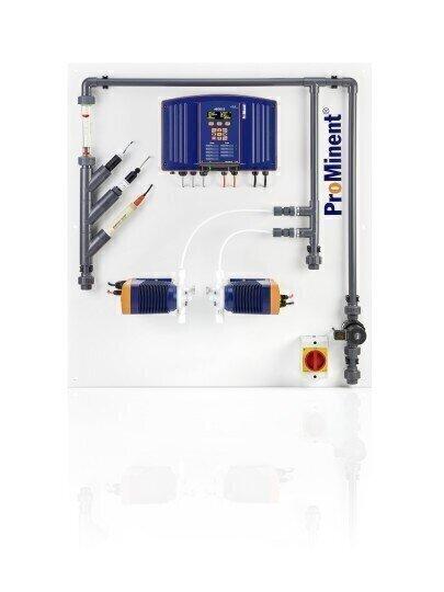 Measuring and control unit AEGIS II Envirotech Online
