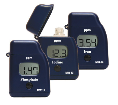 Hand-held photometers