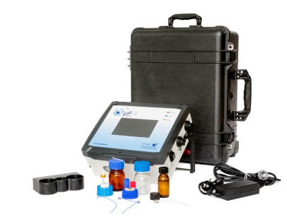 Reliable web based monitoring solutions for air and water quality monitoring