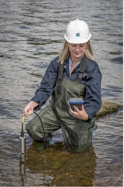 On-line and portable water quality instrumentation ensure regulatory compliance