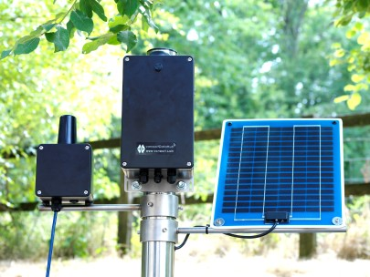 Telemetry solutions for environmental monitoring