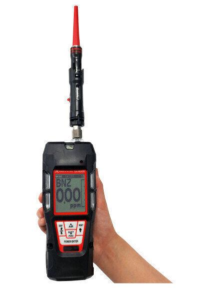 Benzene Monitors Gas Detection