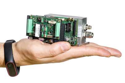 Compact OEM gas analyser modules based on quantum cascade laser technology