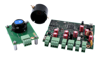 New high performance sensor development kit offers a low cost means of integrating MiniPID sensors into existing systems and applications