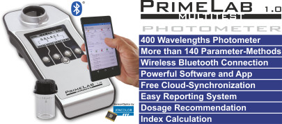 PrimeLab Photometer - one for all