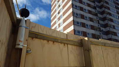 Latest environmental noise monitoring systems chosen for major London demolition project