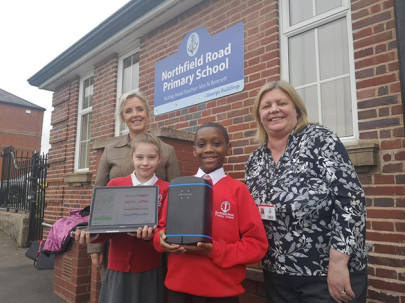 West Midlands school get to grips with air pollution