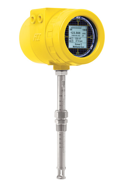 Dirty, wet landfill gas meets its match with thermal flow meter