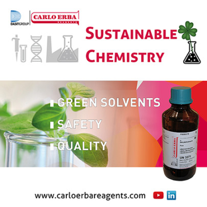 Green solvents and alternatives for a sustainable chemistry