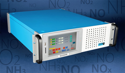 New range of advanced NOx gas analysers
