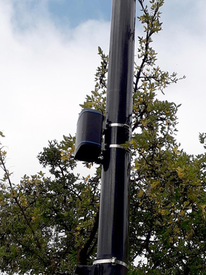 Air quality sensors send alerts to divert traffic from pollution hotspots in Coventry