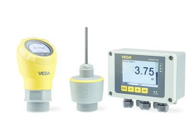 New level sensors with a new non-contact radar instrument series for standard measuring tasks and price-sensitive applications.