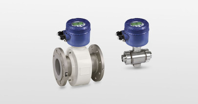 Simple and convenient flow measurement suitable for a variety of media and processes