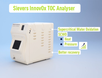 One of a kind, Sievers InnovOx TOC Analyser's SCWO technology