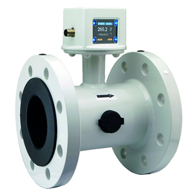 New electromagnetic flowmeters, even with small nominal diameters, provide precise readings ​​in a minimal space