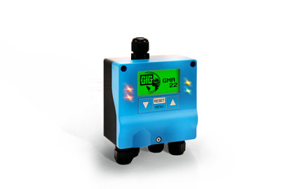 "A versatile gas detection controller to fit any ""simple"" task"