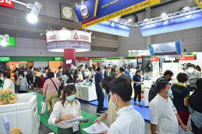 Thailand Lab 2020 held in October a great success