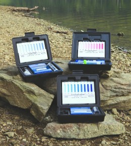 Colorimetric water analysis: proven, practical, precise