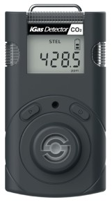 Reliable, compact and versatile CO2 monitor offers affordable safety