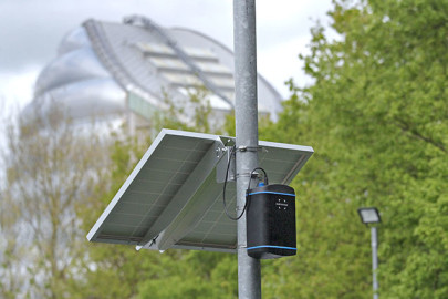 Extended agreement for air quality sensor to be distributed in UK