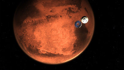 The Red Planet is in sight – scientific measurement instruments onboard Mars rover are ready for action