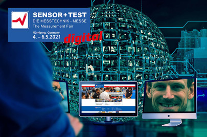 SENSOR+TEST 2021 to take place digitally