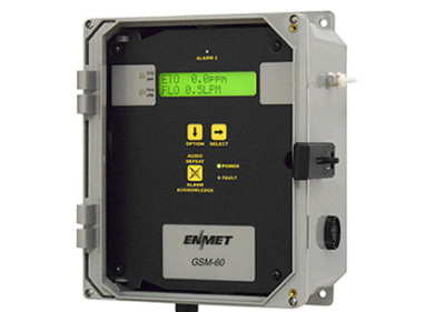 Air quality multigas monitor offers an ideal solution to a host of applications